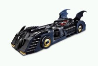 View Instructions For 7784-1 - The Batmobile Ultimate Collectors' Edition