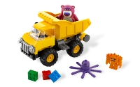 View Instructions For 7789-1 - Lotso's Dump Truck