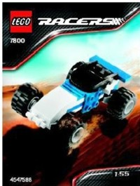 View Instructions For 7800-1 - Offroad Racer