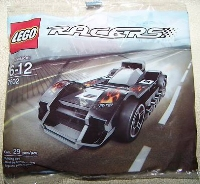 View Instructions For 7802-1 - Black Racer Polybag