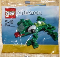 View Instructions For 7804-1 - Green Lizard