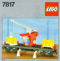 View Instructions For 7817-1 - Crane Wagon