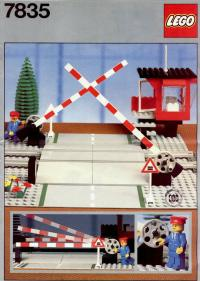 View Instructions For 7835-1 - Manual Level Crossing