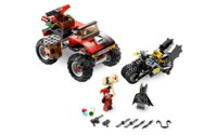 View Instructions For 7886-1 - The Batcycle: Harley Quinn's Hammer Truck