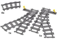 View Instructions For 7895-1 - Switch Tracks