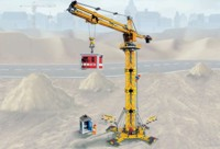 View Instructions For 7905-1 - Building Crane