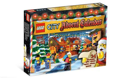 View Instructions For 7907-1 - LEGO CITY Advent Calendar 2007