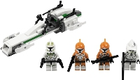 View Instructions For 7913-1 - Clone Trooper Battle Pack