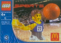 View Instructions For 7917-1 - Blue Basketball Player