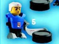 View Instructions For 7920-1 - Blue Hockey Player