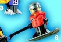 View Instructions For 7922-1 - Snowboarder