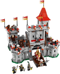 View Instructions For 7946-1 - King's Castle