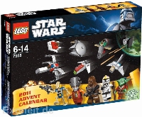 View Instructions For 7958-1 - LEGO Star Wars Advent Calendar
