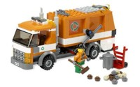 View Instructions For 7991-1 - Garbage Truck