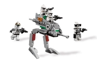 View Instructions For 8014-1 - Clone Walker Battle Pack