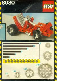 View Instructions For 8030-1 - Universal Building Set