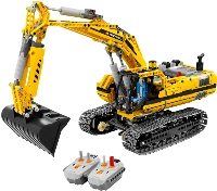 View Instructions For 8043-1 - Motorized Excavator