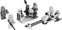View Instructions For 8084-1 - Snowtrooper Battle Pack