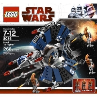 View Instructions For 8086-1 - Droid Tri-Fighter