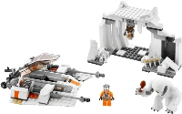 View Instructions For 8089-1 - Hoth Wampa Cave