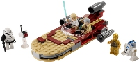 View Instructions For 8092-1 - Luke's Landspeeder
