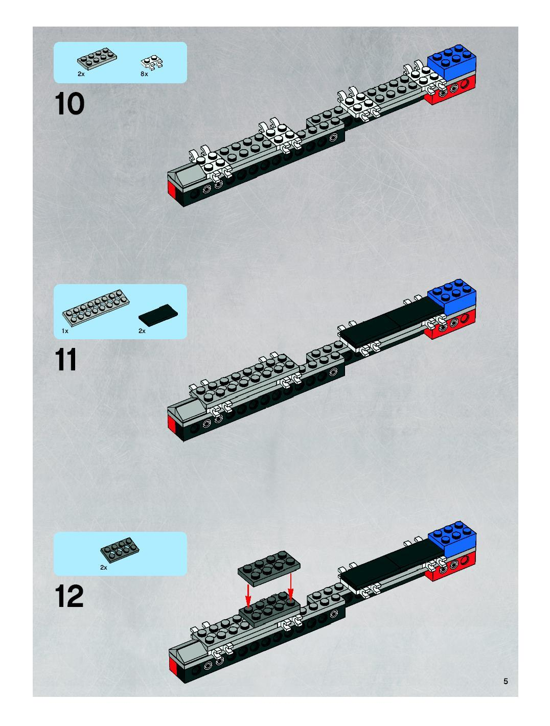 lego midi scale star destroyer instructions