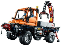 View Instructions For 8110-1 - Unimog U 400