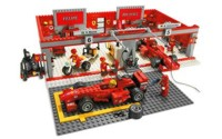 View Instructions For 8144-1 - Ferrari 248 F1 Team