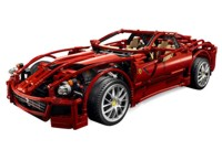 View Instructions For 8145-1 - Ferrari 599 GTB Fiorano 1:10