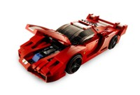 View Instructions For 8156-1 - Ferrari FXX 1:17