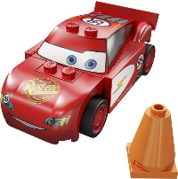View Instructions For 8200-1 - Radiator Springs Lightning McQueen