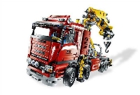 View Instructions For 8258-1 - Crane Truck