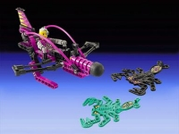 View Instructions For 8268-1 - Scorpion Attack / Plane and Jump-up Animals