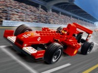 View Instructions For 8362-1 - Ferrari F1 Racer 1:24 Scale