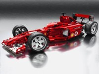 View Instructions For 8386-1 - Ferrari F1 Racer 1:10 Scale