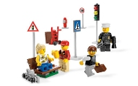 View Instructions For 8401-1 - City Minifigure Collection
