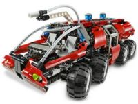 View Instructions For 8454-1 - Rescue Truck