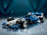 View Instructions For 8461-1 - Williams F1 Racer