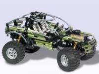 View Instructions For 8466-1 - 4x4 Off Roader