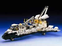"View Instructions For 8480-1 - Space Shuttle / ""FOS Light"" Space Shuttle"