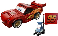 View Instructions For 8484-1 - Ultimate Build Lightning McQueen