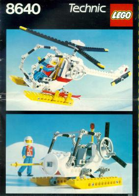 View Instructions For 8640-1 - Polar Copter