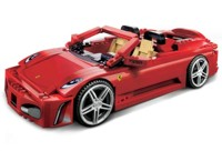 View Instructions For 8671-1 - Ferrari 430 Spider 1:17
