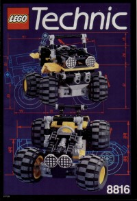 View Instructions For 8816-1 - Off-Road Rambler
