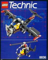 View Instructions For 8836-1 - Sky Ranger