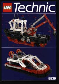 View Instructions For 8839-1 - Supply Ship