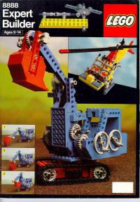 View Instructions For 8888-1 - Expert Builder Idea Book