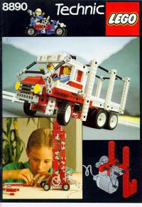 View Instructions For 8890-1 - Technic Idea Book