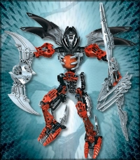 View Instructions For 8953-1 - Makuta Icarax