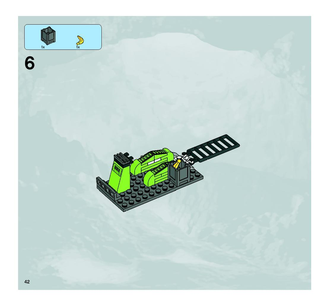 lego power miners crystal sweeper instructions